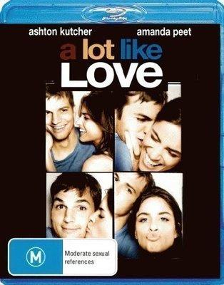 BD 全新美版【再見鍾情】【A Lot Like Love】Blu-ray 藍光 艾希頓庫奇