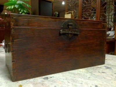 【山沽居】老木盒 狀元箱