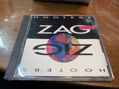 *還有唱片行*HOOTERS / ZIG ZAG 二手 Y18904 (149起拍)