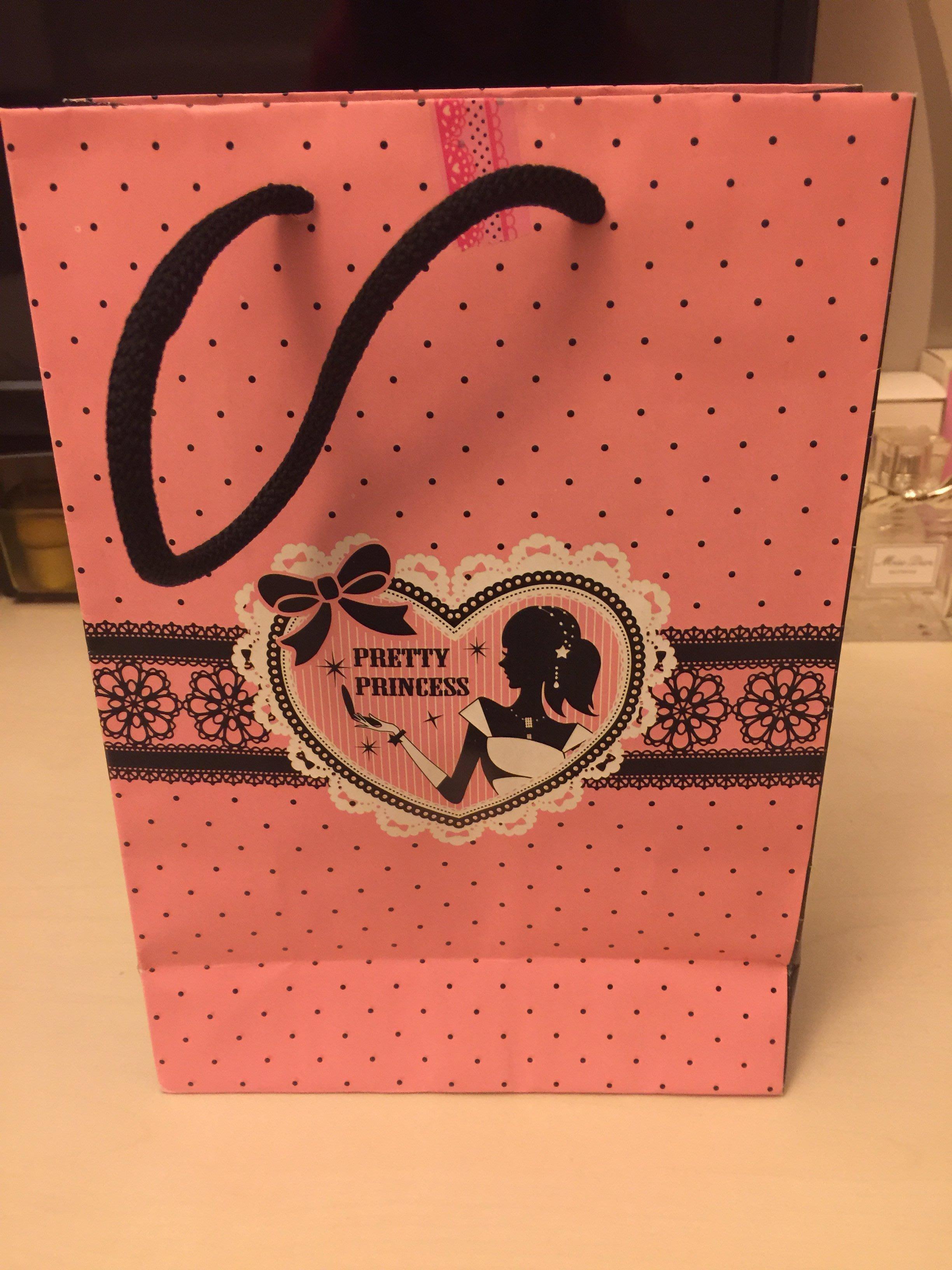 Pretty Princess  紙袋 / 禮物袋 小