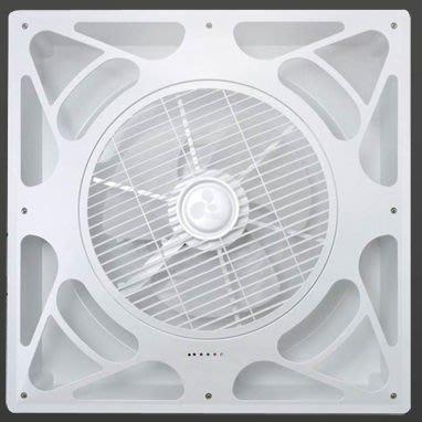 【 川大泵浦 】WL-15WV1威利輕鋼架循環扇節能扇。可接風管。環保節能標章