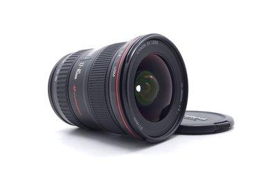 【台中青蘋果】Canon EF 17-40mm f4 L USM UA鏡 二手 鏡頭 #48362