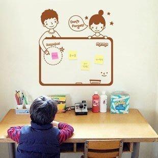 小妮子的家@男女便簽板壁貼/牆貼/玻璃貼/ 磁磚貼/汽車貼/家具貼/冰箱貼