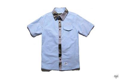 The Oxford Weave of Light Denim Shirt  SQUAD變調牛津輕丹寧襯衫