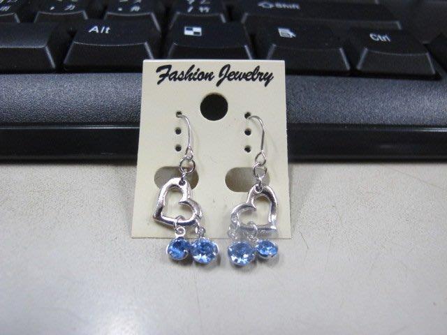 二手舖 NO.4479 時尚造型耳環 耳針 耳鉤 便宜賣 首飾飾品