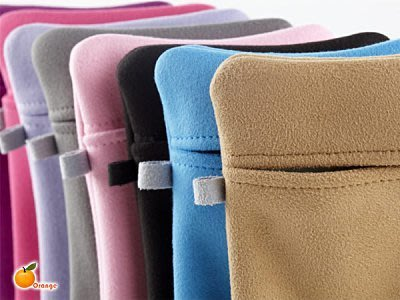 Orange 超細纖維 手機袋 手機套 包膜可用 蝴蝶2 M8 Note Edge 紅米2 ZenFone 2 Z3 Z