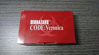 生化危機 BIOHAZARD CODE: Veronica 日本予約限定紀念鐵牌