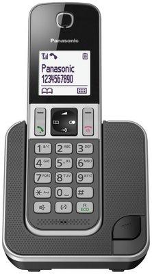 【NICE-達人】中文介面 國際牌 Panasonic KX-TGD310 TW DECT數位無線電話機_黑色