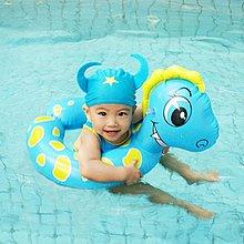 【Treewalker露遊】動物造型裂環泳圈  恐龍 青蛙 動物造型立體 開口 兒童游泳圈~售價$89