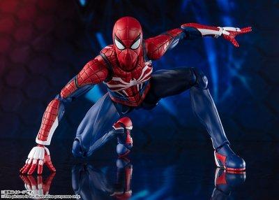 全新行版  SHF Avengers endgame Spiderman 蜘蛛俠  SPIDER-MAN ADVANCE SUIT