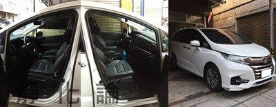 ☆久豆麻鉄☆ Honda Odyssey 適用 頂級 (雙前門氣密) 全車隔音套組 汽車隔音條 靜化論 芮卡國際