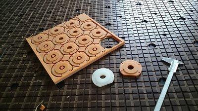聚川壓克力 電木板  CNC切割加工