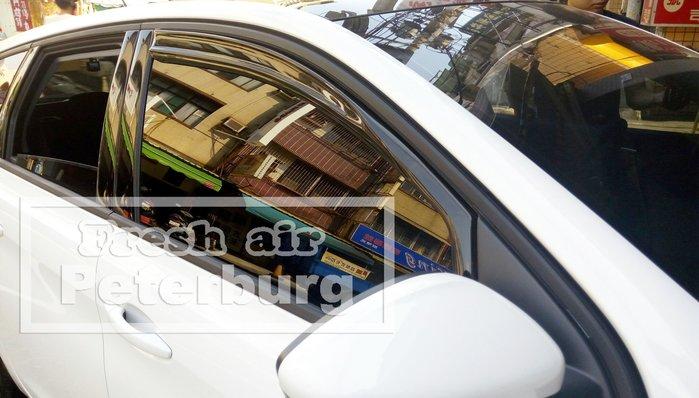 **LW新造型**比德堡崁入式晴雨窗 寶獅PEUGEOT 308 SW  2014年起用 (前窗兩片價)