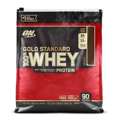 ON 金牌 巧克力 乳清蛋白 營養粉 costco 蛋白粉