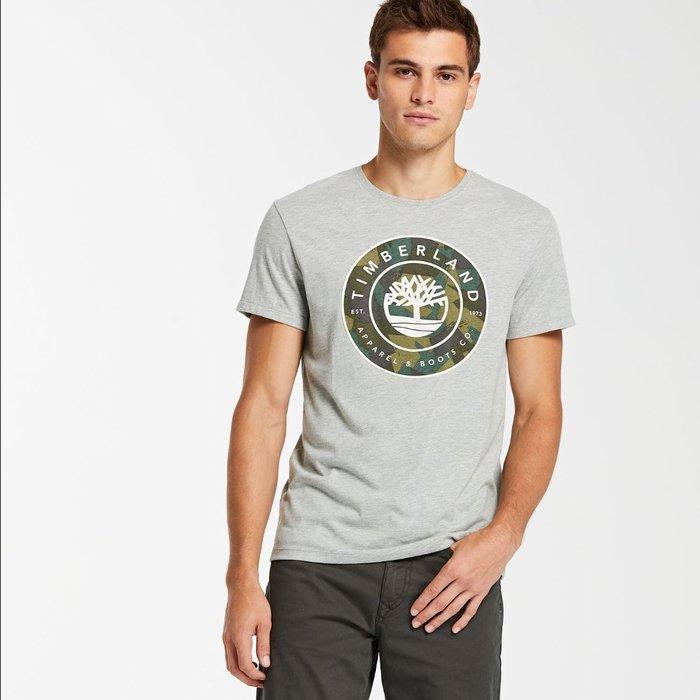 美國大衛【Timberland】 短袖 T恤 Tee 男生上衣 踢不爛 男 美國空運 現貨 全新
