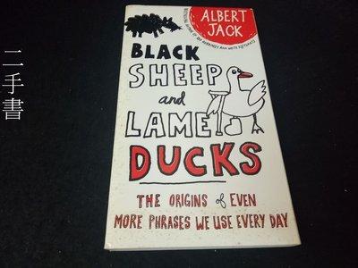 【珍寶二手書齋Fm23】Black Sheep and Lame Ducks::9780399535123