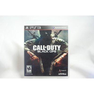 [耀西]二手 美版 SONY PS3 決勝時刻:黑色行動 Call of Duty: Black Ops 含稅附發票