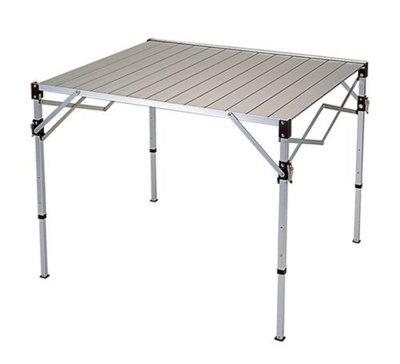 大里RV城市 830H 中型鋁合金可調整蛋捲輕巧桌(三段可調/ 附袋)台灣製4人鋁捲桌 非980H 台中市