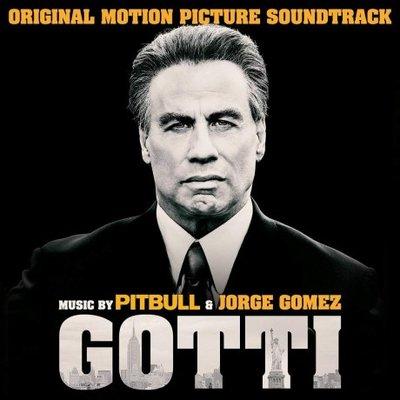 高蒂傳-電影原聲帶 Gotti  / 嘻哈鬥牛梗&高梅茲---19075873712