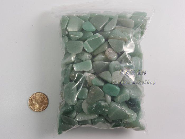 天然東菱玉碎石500g大顆粒五行水晶碎石【東大開運館】