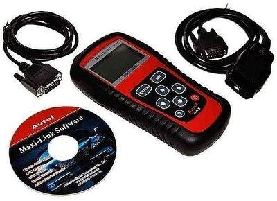 MS509 OBDII汽車檢測儀讀碼卡讀碼器汽車故障診斷儀讀取器ELM327