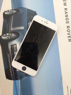 蘋果 iPhone 6s Plus / 6sPlus / i6s+ / 6s+ 液晶外玻璃更換 / 顯示與觸控功能需正常