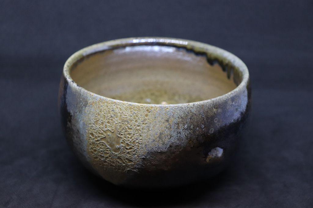 【紅芳庭】台灣柴燒 林志強 美得冒泡 澗水 茶碗 水方 水洗 茶洗 茶碗 水杯 茶杯 手工 柴燒 茶具 茶壺