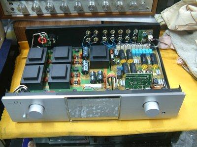 ENTIVEO EH-P1 真空管 前級擴大機 6922*2 品相如新 功能正常 無修改