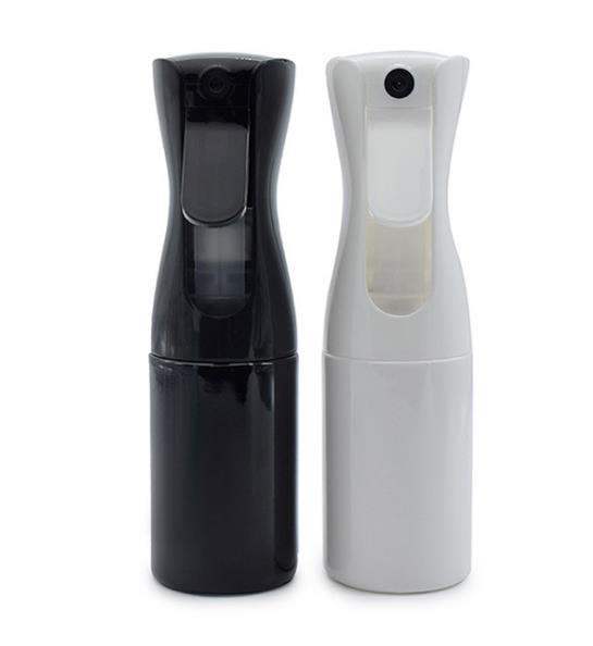 紫滕戀推出荷蘭噴水瓶超細噴霧壺酒精消毒噴霧器  黑&白 二色