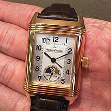 JAEGER REVERSO LEVSO DATE GRAND DATE