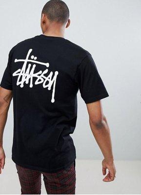 ☆AirRoom☆【現貨】 Stussy T-Shirt With Back Logo Print 1904061 短T