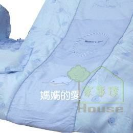[ 家事達 ] 台灣KC- Mother's Love KC61002嬰兒八件式純棉被組M(台灣製) 嬰兒床專用 特價