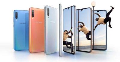 此檔特價五天 10700元 再送2.1A大廠傳輸線 三星Samsung A70 6.7吋 6G/128G 全新公司貨