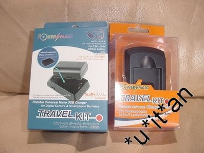POWERSMART DMW-BLF19E BLF19 USB充電器合Panasonic GH4,GH3相機 一年保用