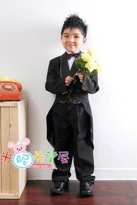 HH婦幼館 最佳男主角帥氣6件式燕尾服西裝.音樂會/畢業典禮都適用【2D220C0327】