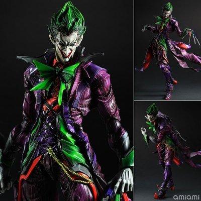 Play Arts改 DC VARIANT 蝙蝠俠 BATMAN 變體 小丑