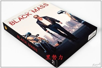 【BD藍光】黑勢力:外紙盒幻彩限量鐵盒版Black Mass(台灣繁中字幕)-神鬼奇航強尼戴普