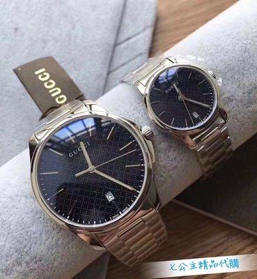 GUCCI 全新情侶手錶 附盒子 禮品袋