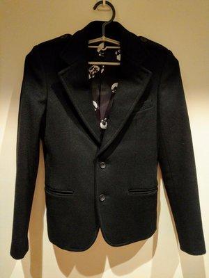 日本 Pledge 青少年 窄版  外套 西裝
