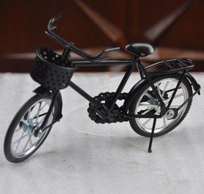 宋家苦茶油Biycycle.1真正鐵製腳踏車模型.男款.黑色.擺在櫥窗搭配好看.增加櫥窗氣質.擺在辦公桌上有氣氛.