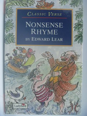 【月界】Nonsense Rhyme-Classic Verse(精裝)_Lear_Ladybird 〖少年童書〗CDA