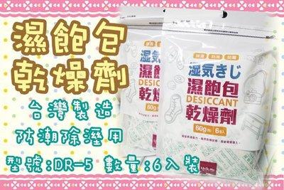 盒子女孩]濕飽包乾燥劑~DR-5~吸濕 防潮 乾燥劑 除霉 除濕包 防霉 除溼 台灣製造