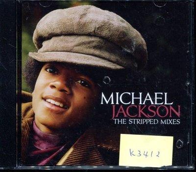 *真音樂* MICHAEL JACKSON / STRIPPED MUXES 二手 K3412(封面底破)  (清倉.下標賣5)