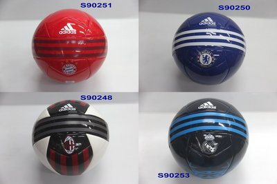 (台同運動活力館) 愛迪達 adidas CLUBS BALL 足球-特價 630 元