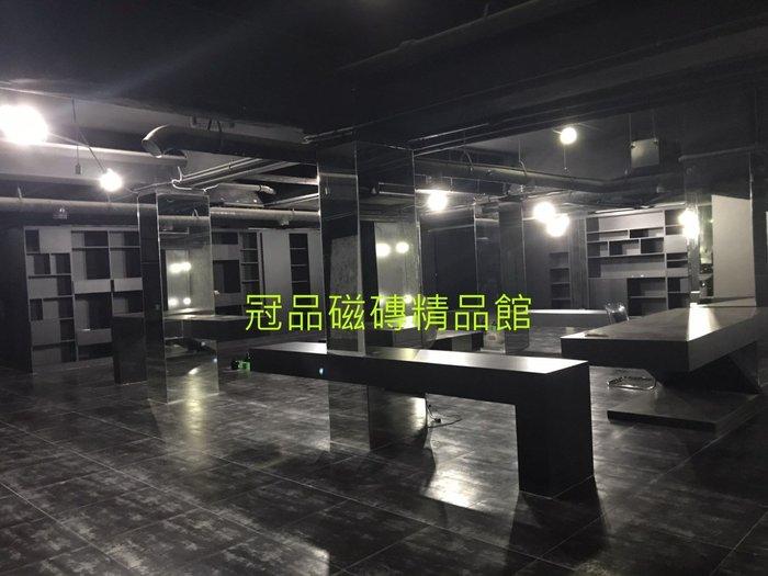 ◎冠品磁磚精品館◎進口精品 金屬鏽石磚(共二色) –60X60 CM