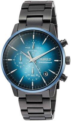 日本正版 SEIKO 精工 WIRED TOKYO SORA AGAT420 男錶 男用 手錶 日本代購