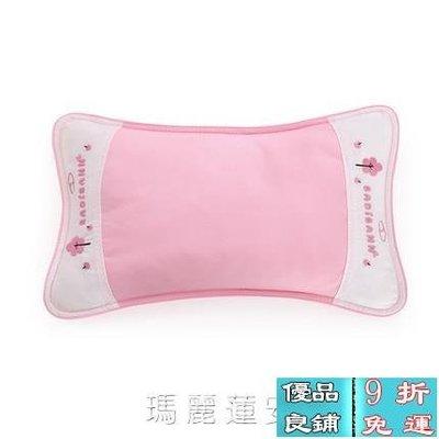 嬰兒枕頭0-1-2歲透氣蕎麥枕 純棉新生兒決明子寶寶枕頭【優品良鋪】