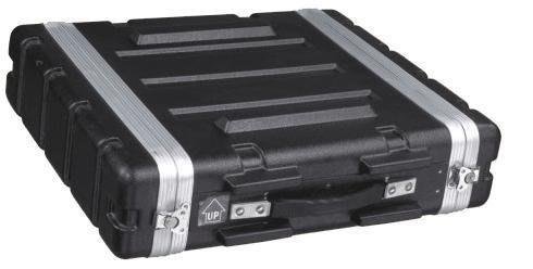【六絃樂器】全新 Stander 航空瑞克箱 ABS G2U  二開機櫃 / 舞台音響設備 專業PA器材