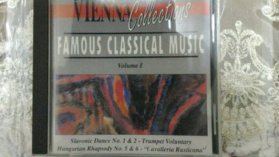 VIENNA Collections FAMOUS CLASSICAL MUSIC Volume I | Avadon