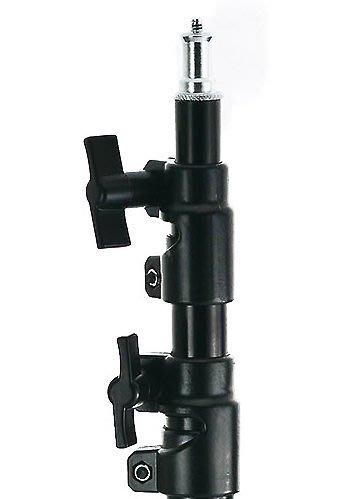 呈現攝影-GT-220 氣壓燈腳架 外接閃燈/機頂燈 燈架 高229cm 低84cm 外拍燈 離機閃